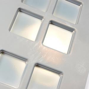 Kunststoff mit Aluminium Beschichtung