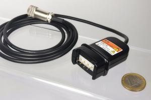 ASP 4 Pin Messkopf