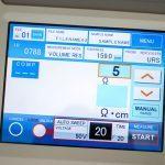Bedienmenü Leitfähigkeitsmessgerät Hiresta UX