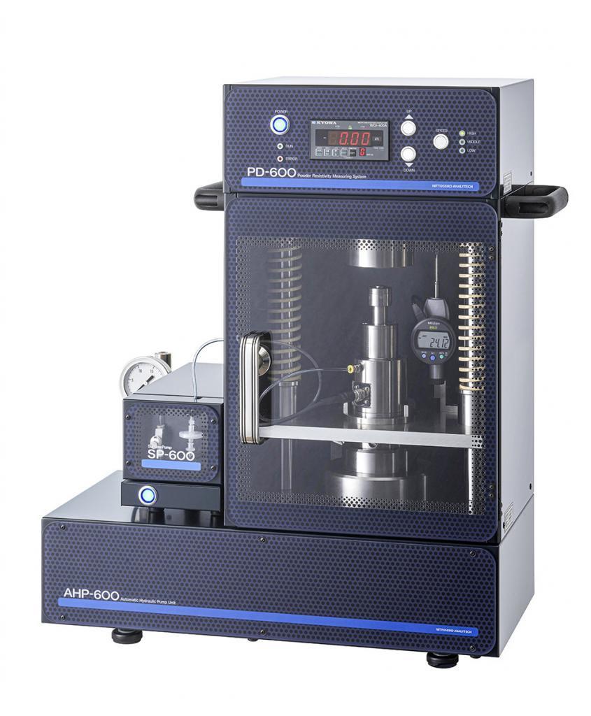 Pulvermesssystem PD 600