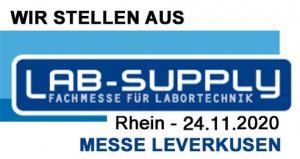 Lab Suppply Leverkusen - Wir stellen aus