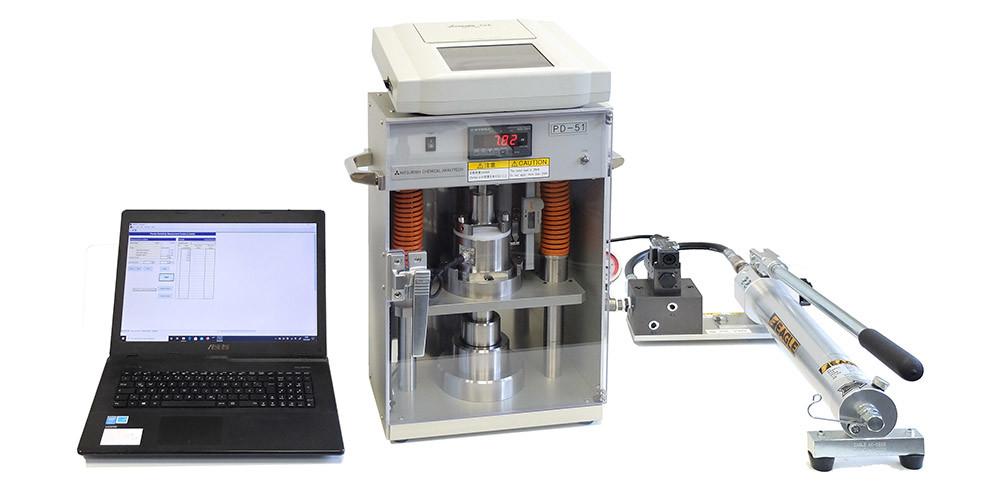 Pulvermesssystem PD51